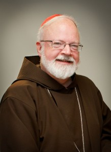 Cardeal Frei Seán Patrick O'Malley